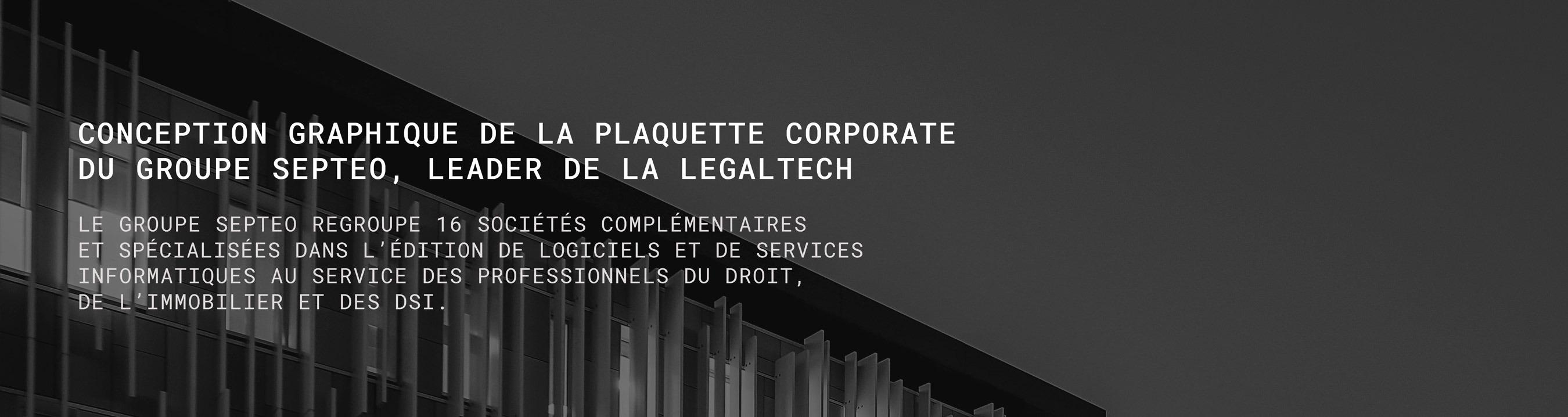 Plaquette corporate Septeo 1