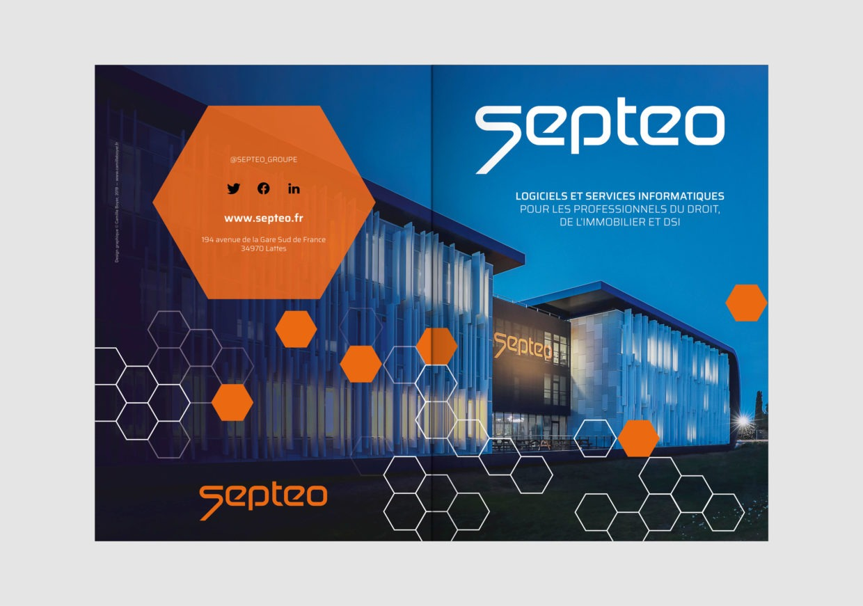 Plaquette corporate Septeo 5