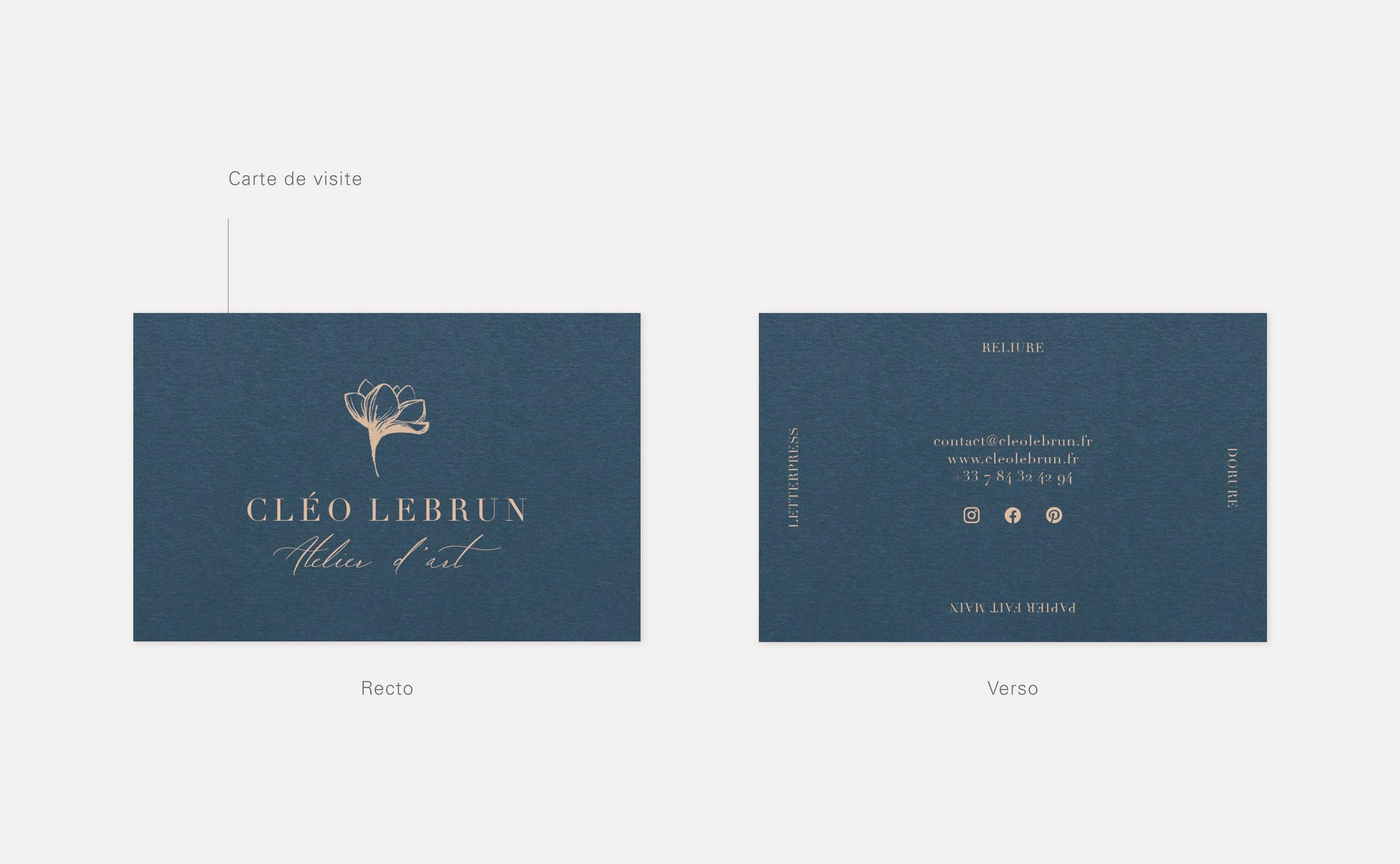 Atelier d'art Cléo Lebrun 11