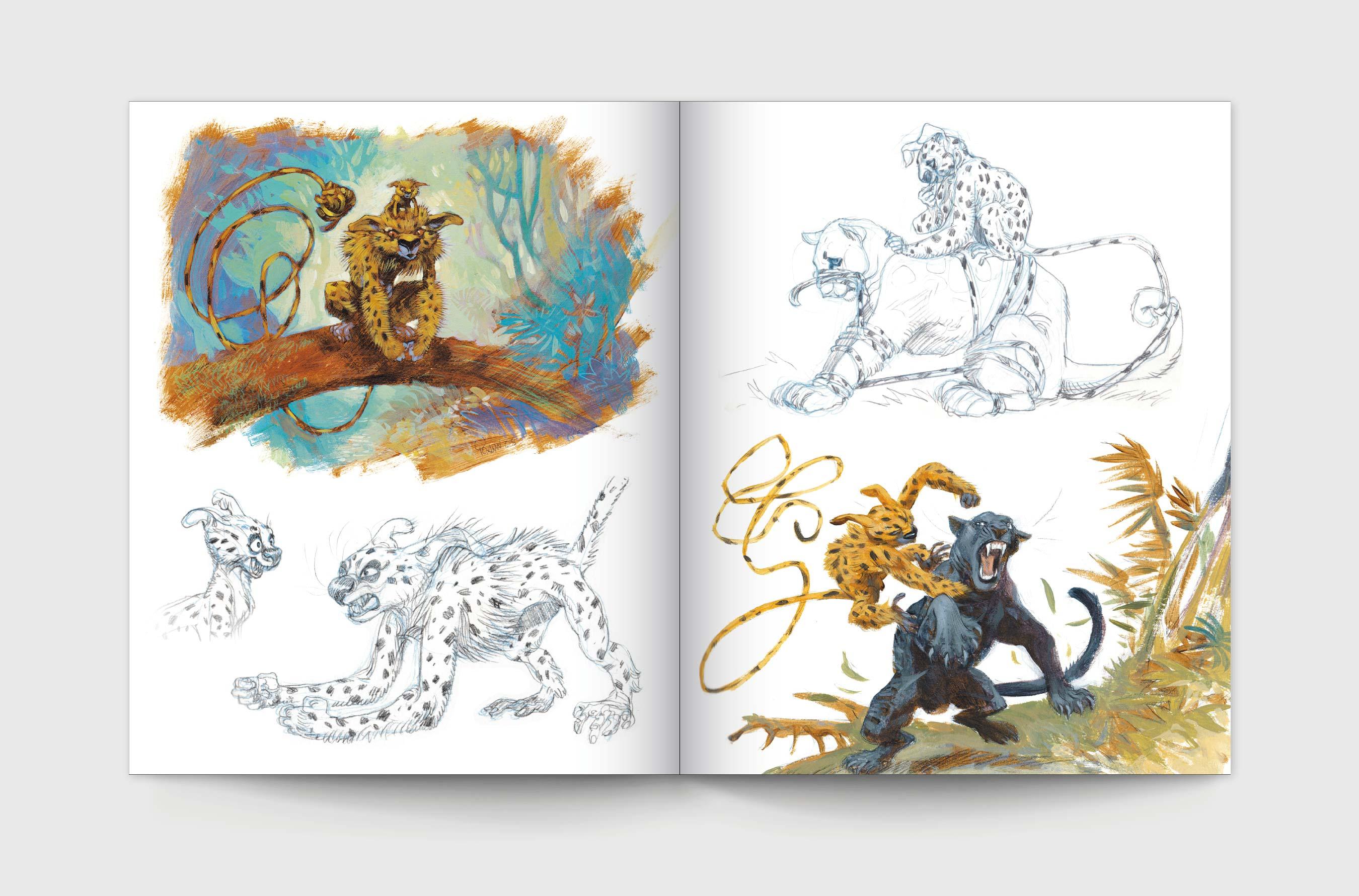 Sketchbook Yoann 2