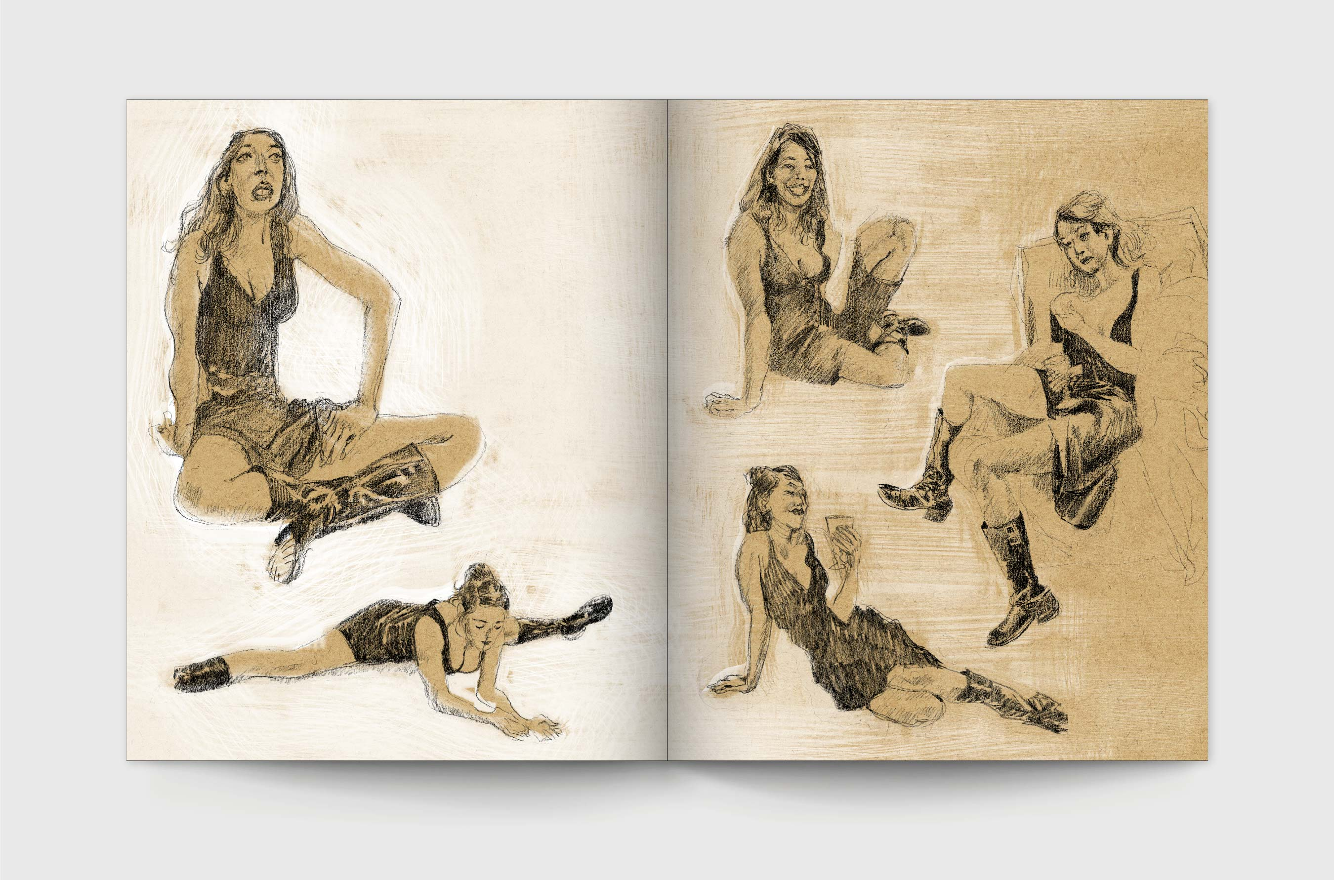 Sketchbook Yoann 4