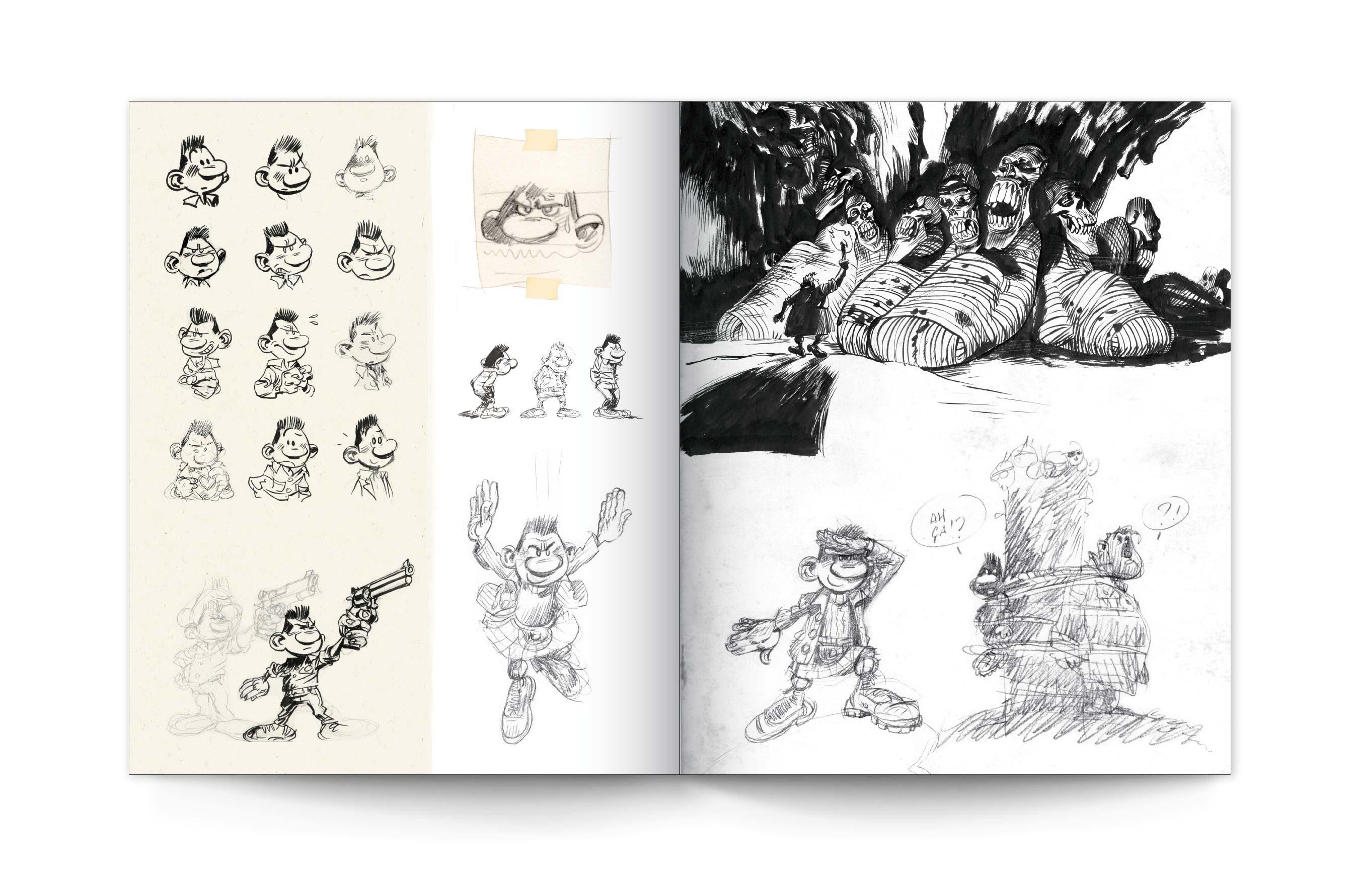 Sketchbook Yoann 5