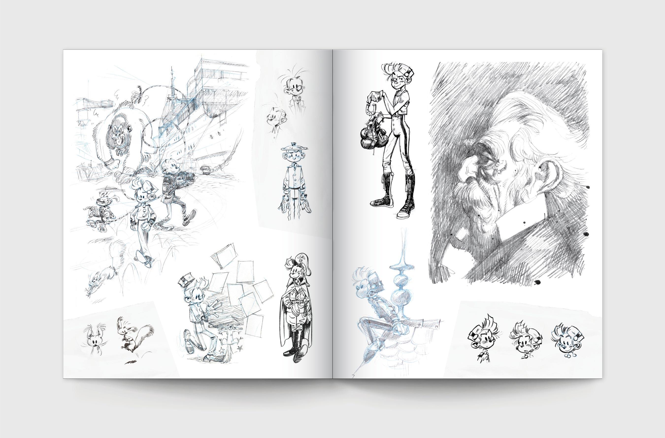 Sketchbook Yoann 6