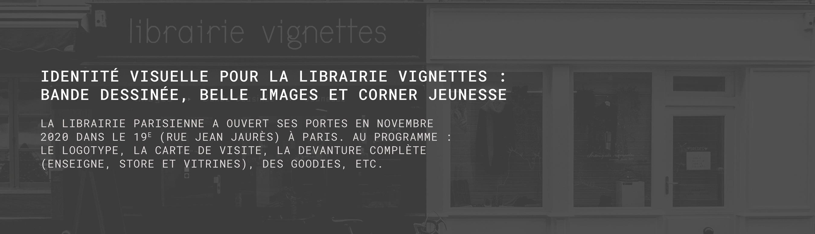 Librairie Vignettes 1