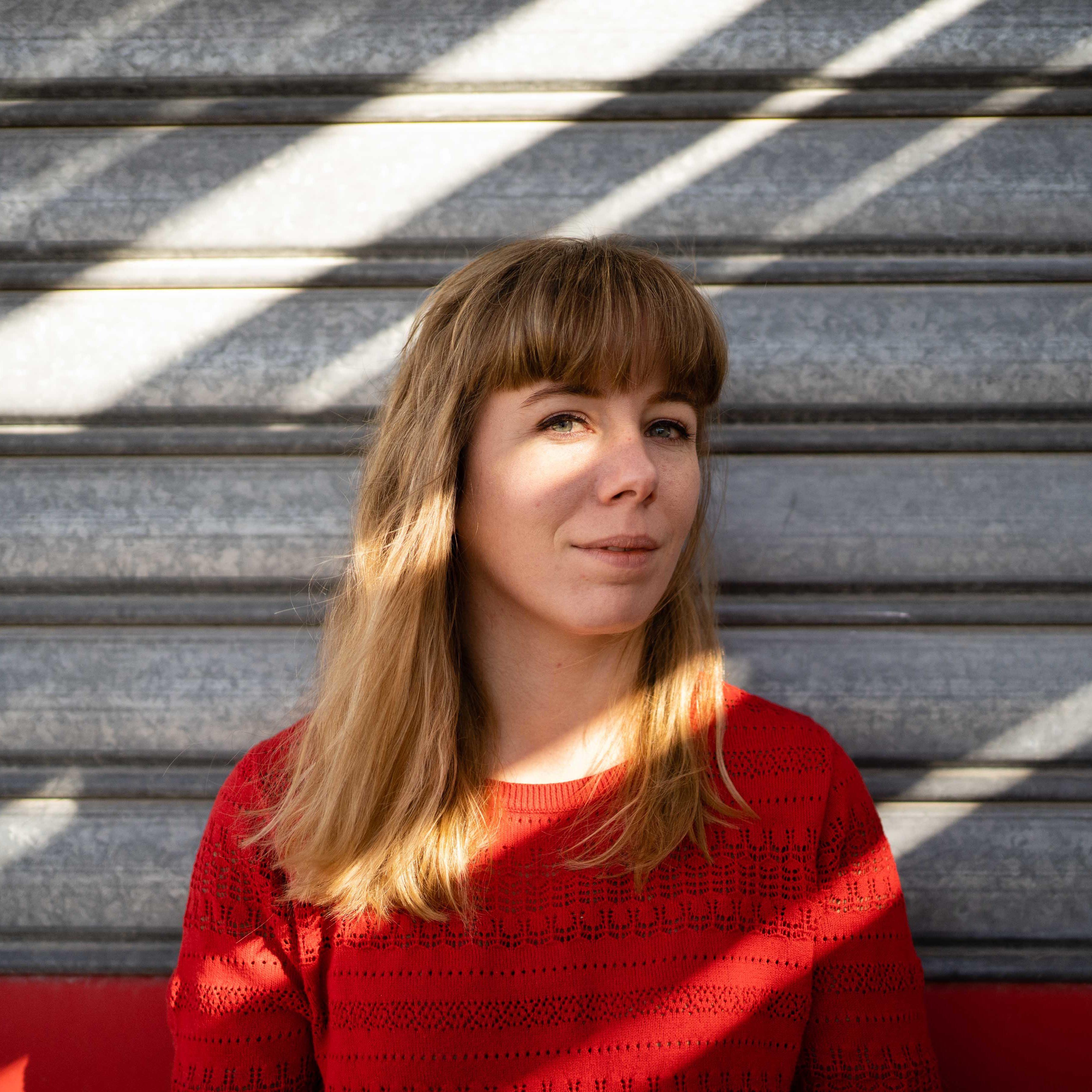 Portrait Camille Boyer designer graphique 3